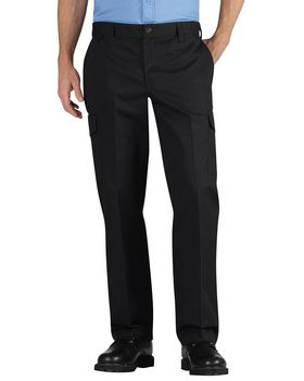 Dickies LP537 Mens Industrial Relaxed Fit Straight-Leg Cargo Pant