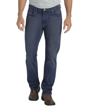Dickies XD730 X-Series Regular Fit Straight-Leg 5-Pocket Denim Jean Pant