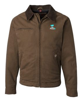 Dri Duck 5087T Outlaw Boulder Cloth Jacket with Corduroy Collar