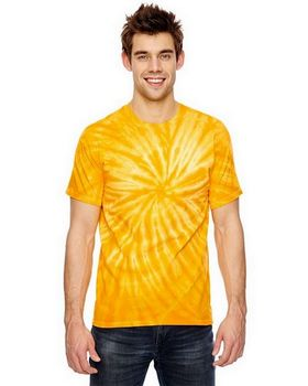 Dyenomite 365CY Cyclone Tie-Dyed T-Shirt