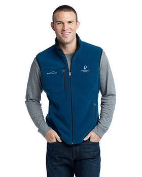 Eddie Bauer EB204 Fleece Vest - For Men - Shop at ApparelnBags.com