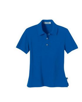Extreme 75041 Ladies Short Sleeve Pique Polo