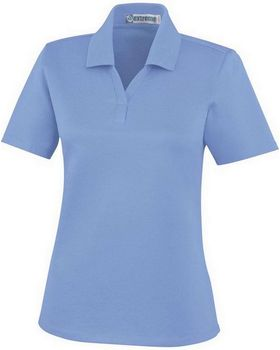 Extreme 75106 Luster Ladies Edry Silk Luster Jersey Polo