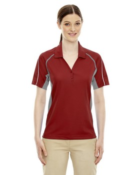 Extreme 75110 Parallel Ladies Snag Protection Polo With Piping