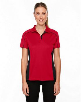 Extreme 75113 Fuse Polos Ladies Snag Protection Plus Color Block Polos