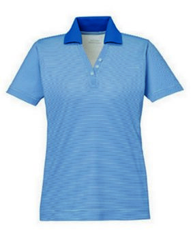 Extreme 75115 Launch Ladies Snag Protection Striped Polo