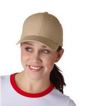 Flexfit 6477 Flexfit Wooly Low-Profile 6-Panel Cap