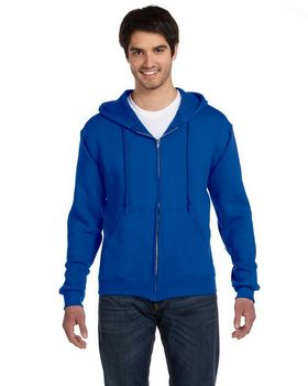 Fruit of the Loom 82230 Heavyweight 70/30 Full-Zip Hood
