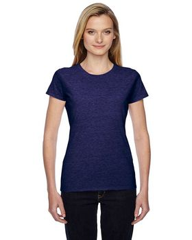 Fruit Of The Loom SFJR Sofspun Ladies Junior Fit Tee