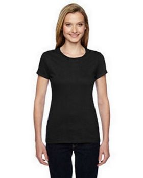 Fruit Of The Loom SSFJR Ladies Sofspun Junior T-Shirt
