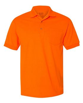 Gildan 8900 50/50 Pocket Jersey Polo - Shop at ApparelnBags.com