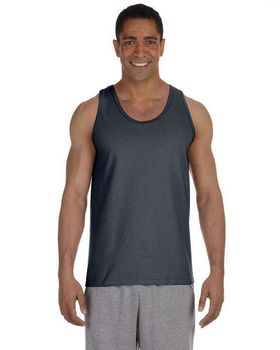 Gildan G220 Ultra Cotton Tank T Shirt - Shop at ApparelnBags.com