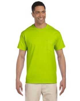 Gildan G230 Ultra Cotton Pocket T-Shirt - Shop at ApparelnBags.com