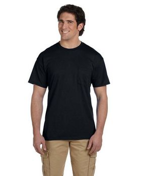 Gildan G830 DryBlend Pocket T Shirt