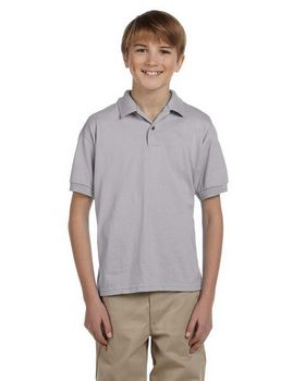 Gildan G880B Youth DryBlend Jersey Polo