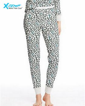 Hanes 25456 Womens X-Temp Thermal Printed Pant