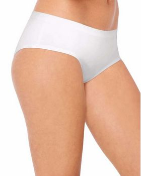 Hanes 41st Ultimate Smooth Tec Womens Hipster Panties 3-Pack