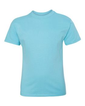 Hanes 5450 100% Youth Cotton Comfort Tee - Shop at ApparelnBags.com