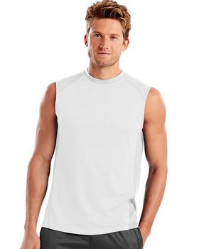 Hanes O5425 Sport Mens Performance Muscle Tee
