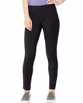 Hanes O9294 Womens Stretch Jersey Legging
