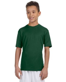 Harriton M320Y Youth Athletic Sport T Shirt