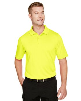 Harriton M348 Mens Advantage Snag Protection Plus Polo