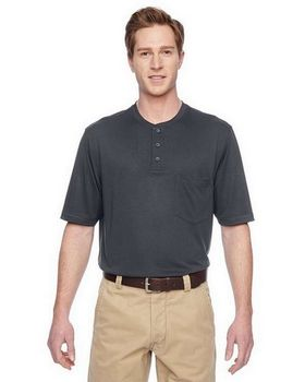 Harriton M400 Adult Prime Performance Henley