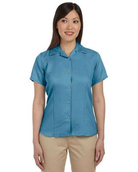 Harriton M570W Ladies Bahama Cord Shirt