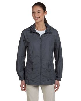 Harriton M765W Ladies Essential Rainwear - Shop at ApparelnBags.com