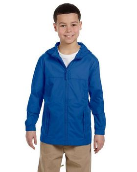 Harriton M765Y Youth Essential Rainwear - Shop at ApparelnBags.com