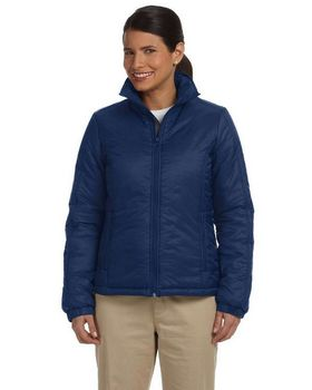 Harriton M797W Ladies Essential Polyfill Jacket