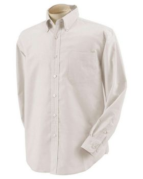 Harvard Square HS600 Mens 5 Star L-Sleeve Oxford