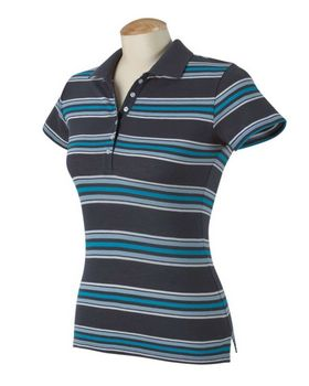 Hyp HY123 Newport Sheer Pique Polo in Solid or Stripe