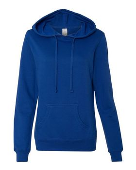 Independent Trading Co. SS650 Womens Lightweight Pullover Hooded Sweatshirt