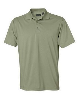 Izod 13Z0062 Mens Pima Cool Short Sleeve Polo