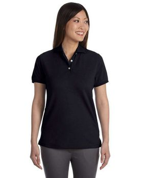 Izod 13Z0063 Womens Silk Wash Pique Polo