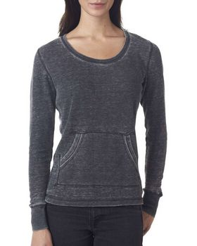 J America J8255 Blended Zen Thermal Long Sleeve Tee