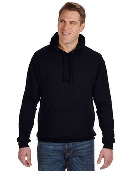 J America J8815 Blended Tailgate Hooded Sweatshirt