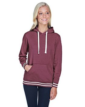 J America JA8651 Ladies Relay Hood - Shop at ApparelnBags.com