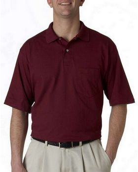 Jerzees 436 50/50 Pocket Polo