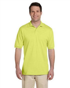 Jerzees 437 Adult Jersey Polo with SpotShield