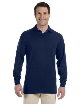 Jerzees 437ML 50/50 L-Sleeve Jersey Polo