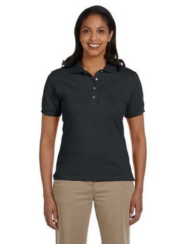 Jerzees 440W Ladies Cotton Pique Polo