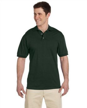 Jerzees J100 Cotton Jersey Polo