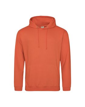 Just Hoods By Awdis JHA001 Mens 80/20 Midweight College Hooded Sweatshirt