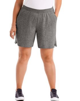 Just My Size OJ206 Pull-On Womens Shorts