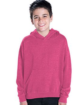 LAT L2296 Youth Pullover Hood
