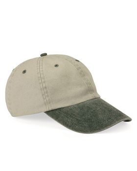 Mega Cap 7601 Pigment Dyed Cotton Twill Cap