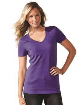 Next Level 1540 Women's Ideal V-Neck Tee