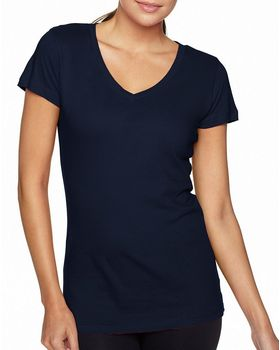 Next Level 3400L Ladies Sporty V-Neck Tee
